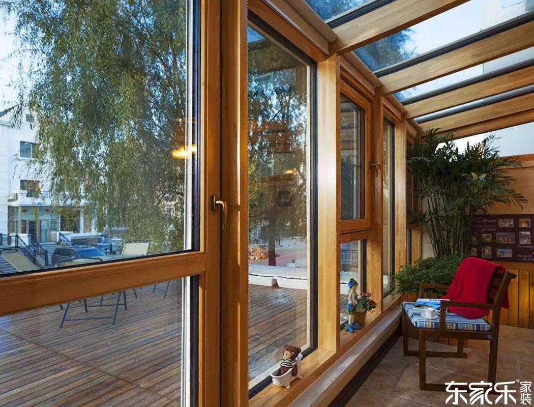 长沙装修设计阳台这样设计,功能全满足