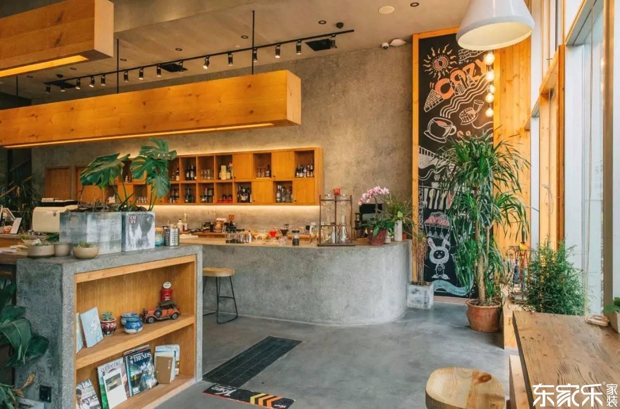 长沙装饰公司谈咖啡馆装修改造  做到这些才能让客户越来越多