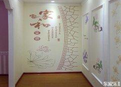 硅藻泥和壁纸哪个好,硅藻泥墙面