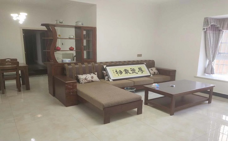 家兴苑现代简约风格客厅实木家具