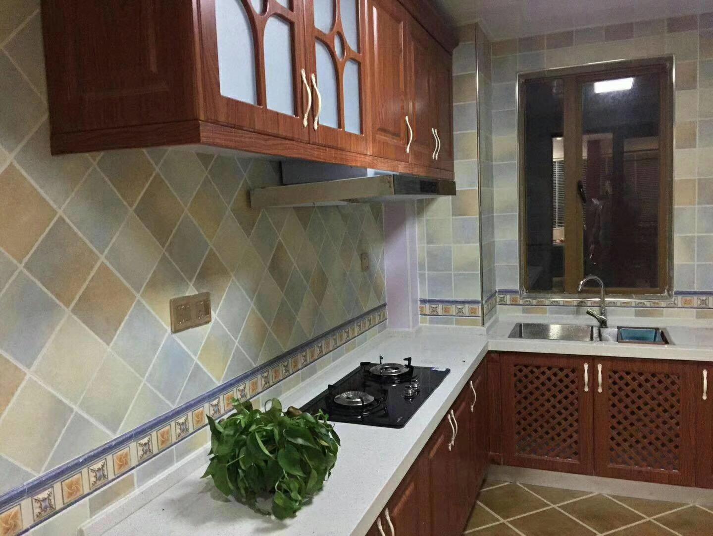 衡阳128平新中式厨房装修效果图