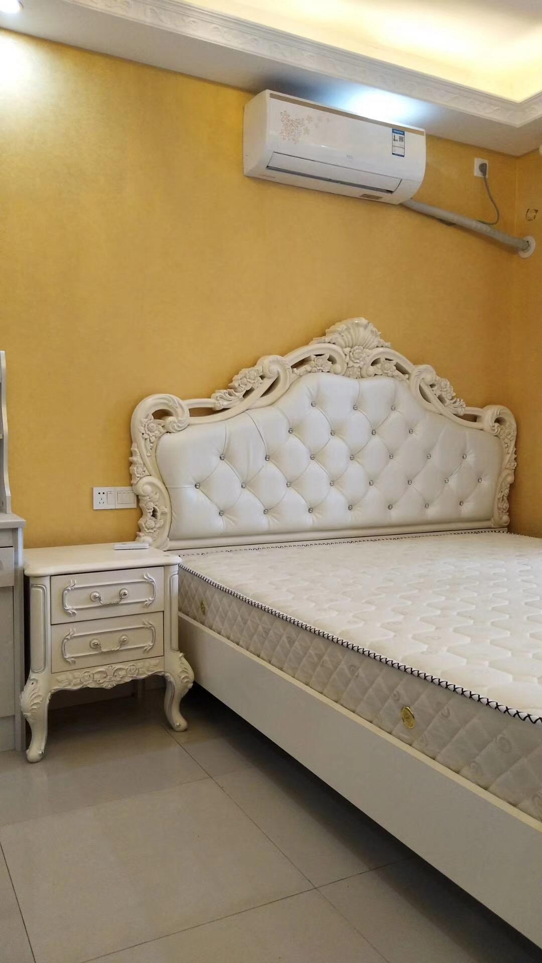 长沙85平米北欧现代卧室装修效果图