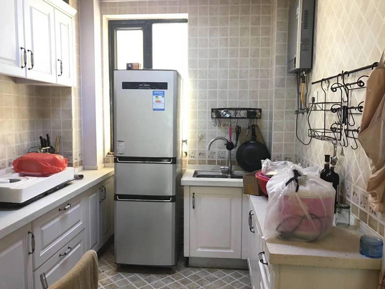 长沙86平米地中海风格厨房装修效果图