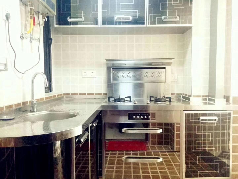 长沙90平米现代简约风格厨房装修效果图