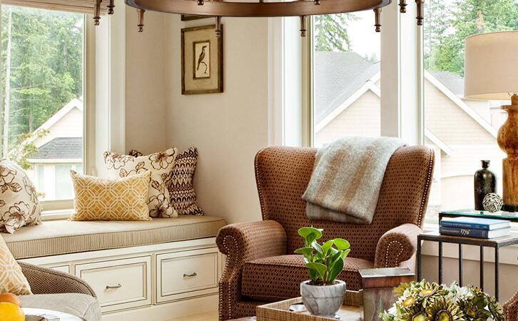 客厅装修风水:东家乐教你客厅风水装饰搭配