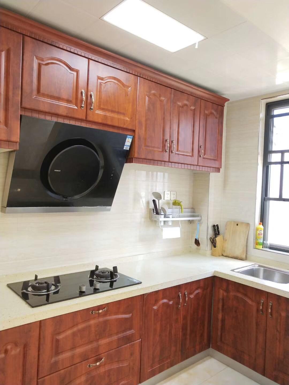 90平米北欧豪华风格厨房装修效果图