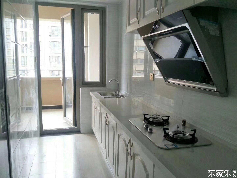 96平米北欧现代风格厨房装修效果图