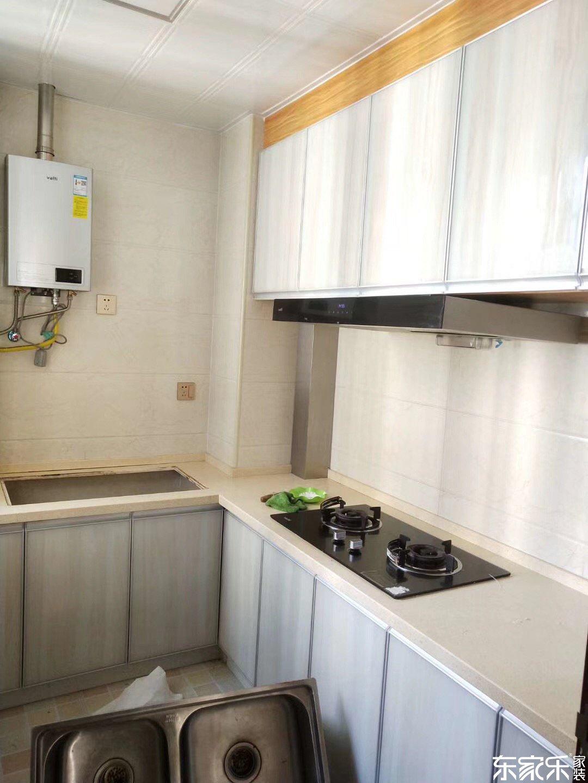 86平米现代风格厨房装修效果图