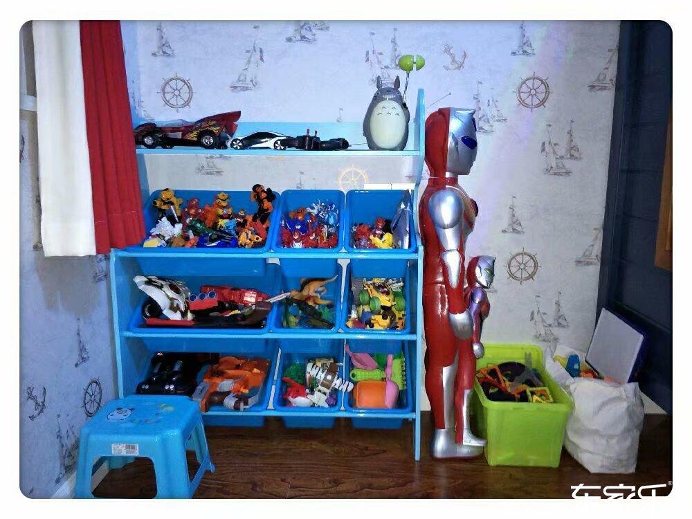 100平米地中海风格儿童房娱乐区图