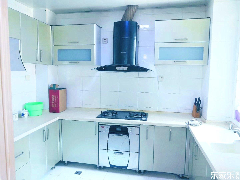 85平米混搭风格厨房装修效果图