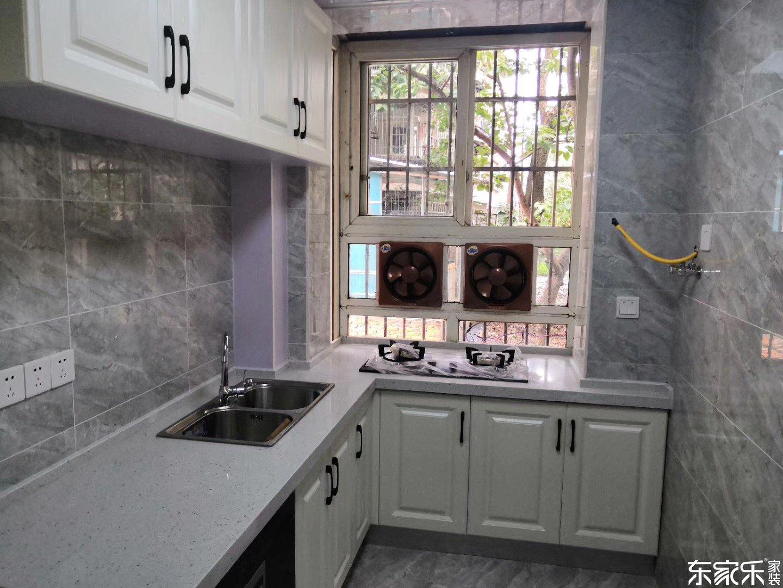105平米欧式风格厨房装修效果图