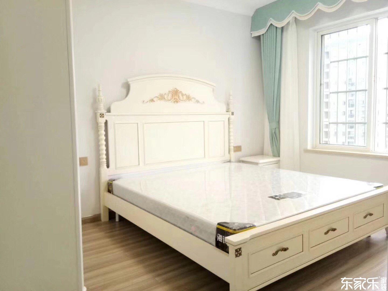 110平北欧现代客房装修效果图