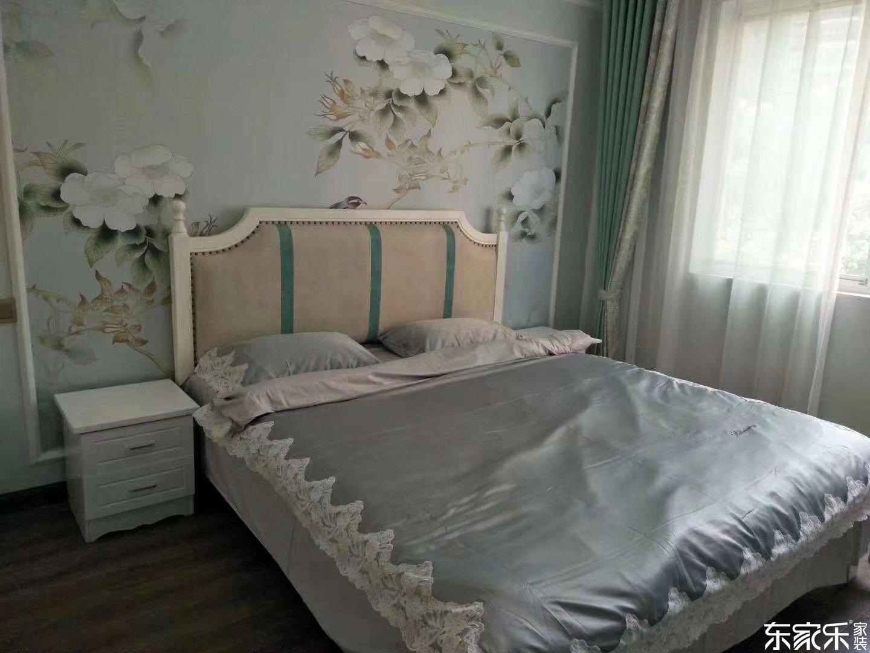 长沙120平现代简约风格次卧装修效果图