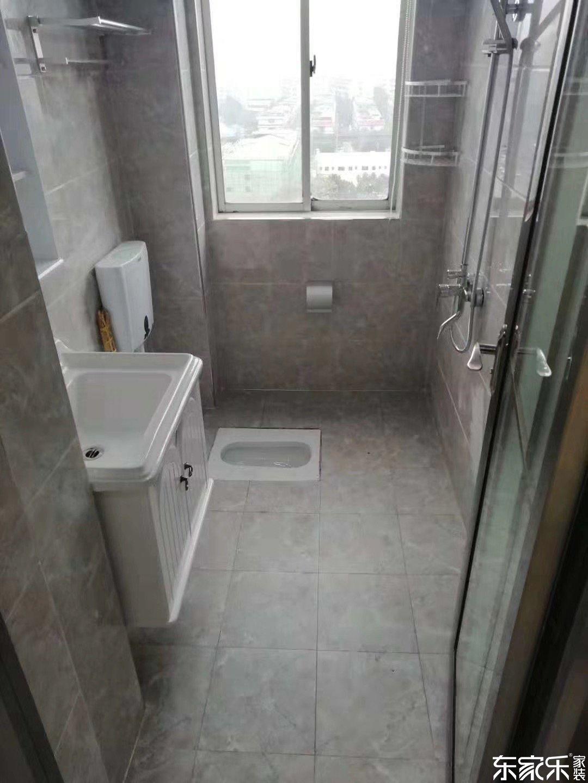 90平米简欧风格卫生间装修效果图