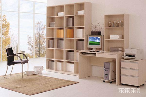新房书房家具这样选,提升整体风格效果!