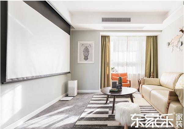 室内窗帘怎么选好看?这四个技巧可以让窗帘和你家更配!