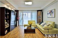 新中式风格装修效果图,带你体验中国传统文化!