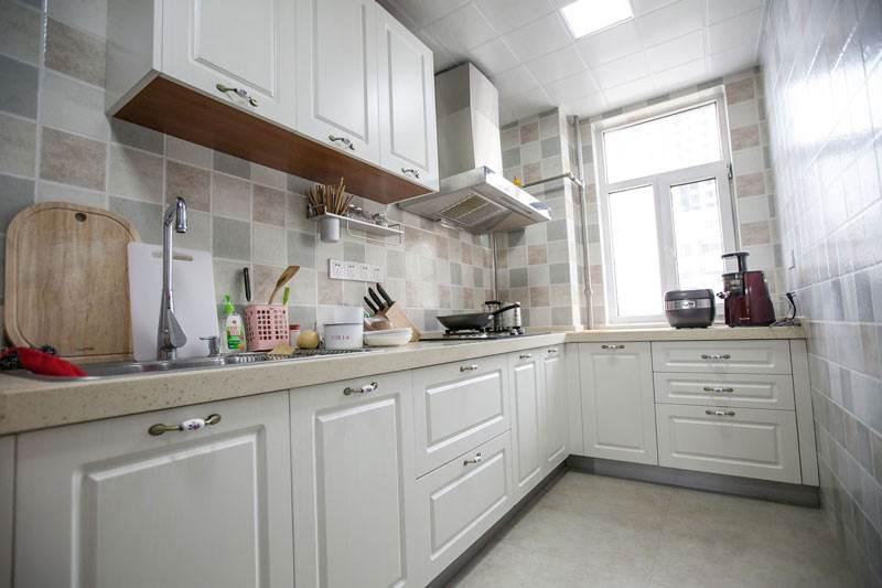 厨房保养全攻略:4招操作让厨房焕发新生